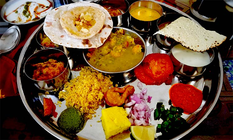 Culinary tour package of rural Rajasthan
