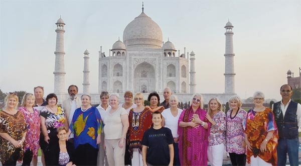 Taj Mahal Group Tour