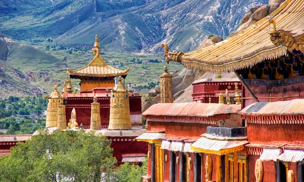 Golden Triangle India Tibet Tour