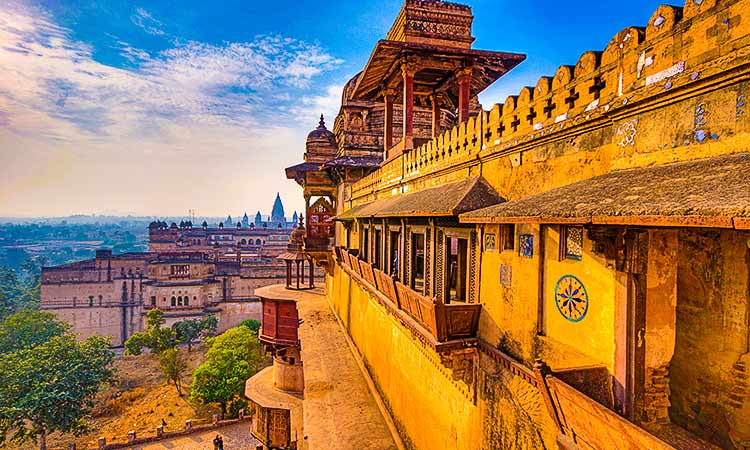 Gwalior Orchha Tour Package