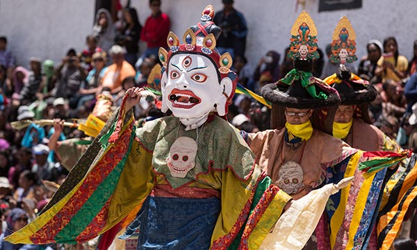 Hemis festival tour package in the Kingdom of Ladakh