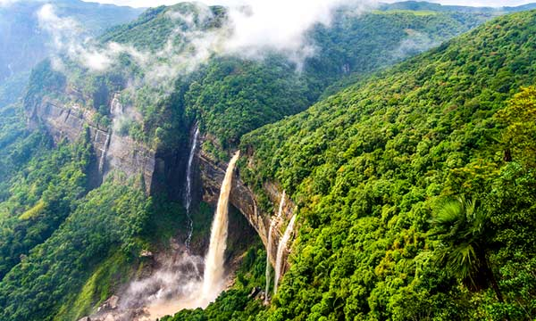 North East India Hill Stations Tour Package