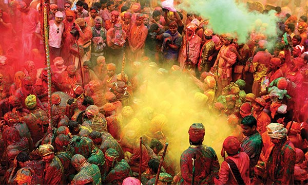 Holi Festival Tour Package