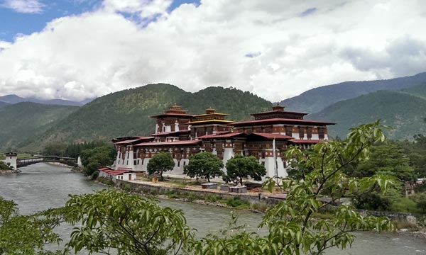 India and Bhutan Tour Package