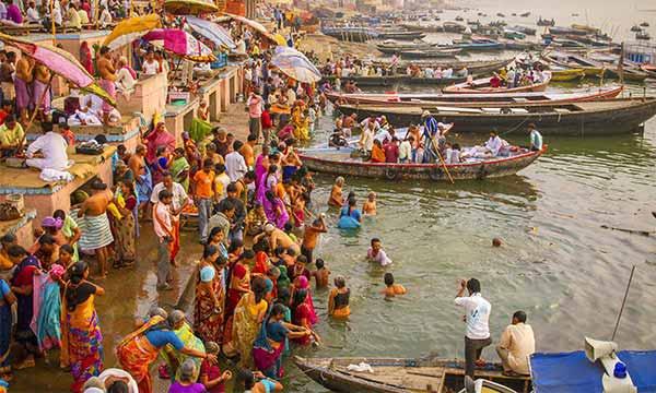 Golden Triangle Trip with Varanasi