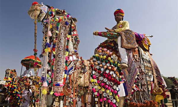Pushkar Fair Tour Package