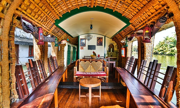 Kerala Backwater Houseboat Tour