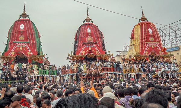 Puri Rath Yatra vacation package