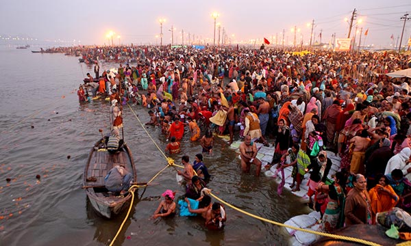 Kumbh Mela Tour Package