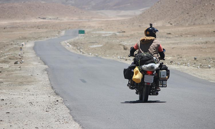 Leh Ladakh Bike Tour Package