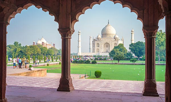 Most popular travel package to India