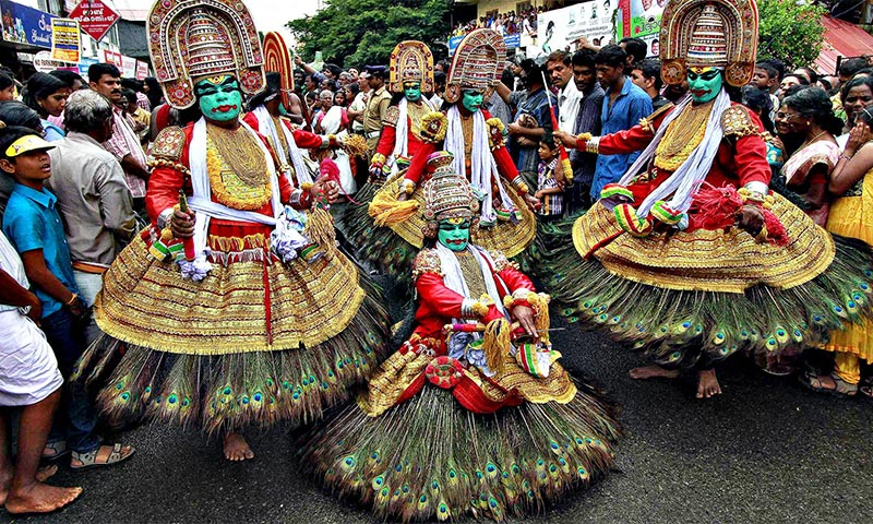 Onam Festival Holiday