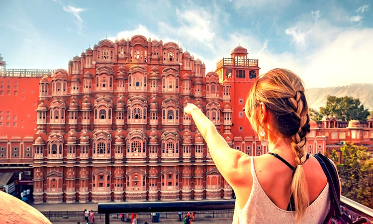 Popular Rajasthan Tour with Taj Mahal