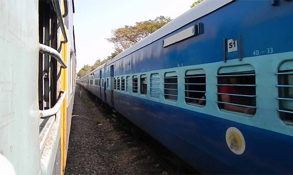 Golden Triangle Train Tour Package
