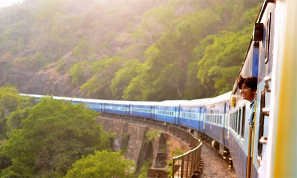 South India Heritage tour by Train