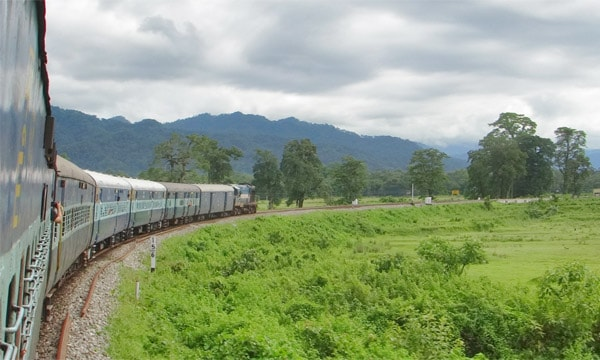 South India Holiday By Train from Chennai