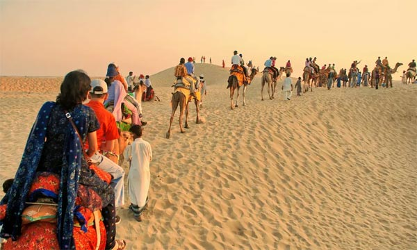 Rajasthan Camel Safari Tour package
