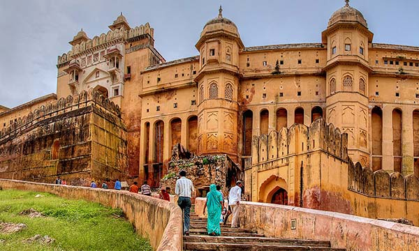 Rajasthan Heritage Tour from Jaipur