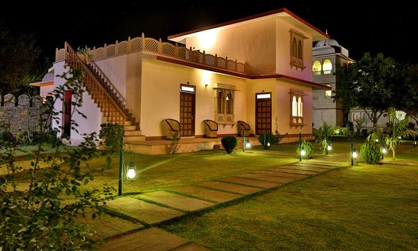 Shergarh Resort Ranthambore