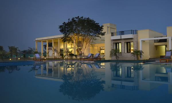 The pugmark resort Ranthambore
